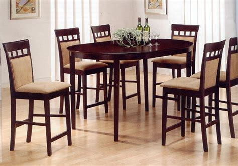 tall kitchen table and chairs kitchen ideas