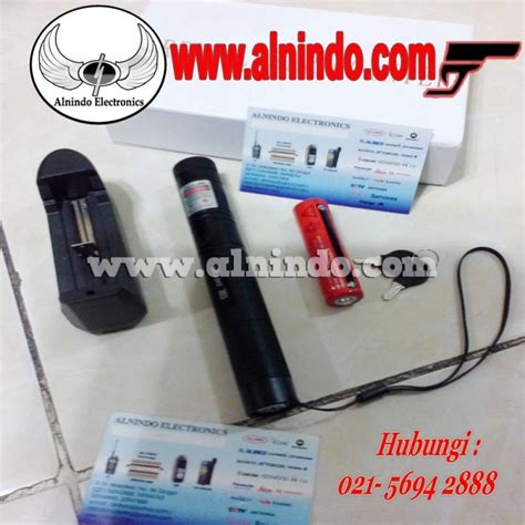 Senter Green Laser Pointer green laser pointer 303 alnindo distributor project dan tender alat radio komunikasi