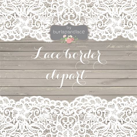 Wedding Invitation Border Eps by Vector Lace Border Rustic Wedding Invitation Border