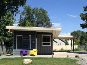 Small Affordable Homes by Sarah House An Affordable Green Container Home Small