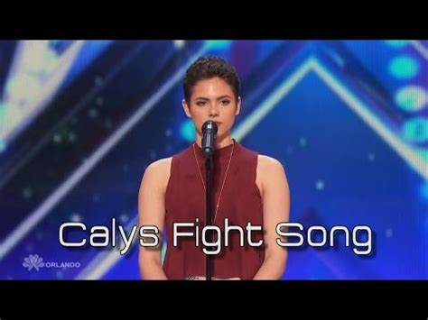 download mp3 gac fight song download calysta bevier golden buzzer fight song by