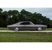 70 Dodge Charger On E Level  AccuAir Suspension