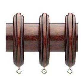 3 inch wood curtain rods wood rings for use with 3 inch diameter wooden curtain rods