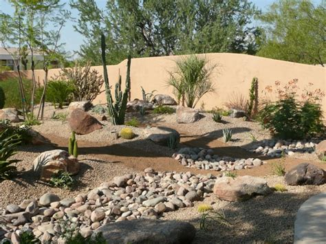 Desert Landscape Ideas For Backyards by Desert Landscaping Ideas To Make Your Backyard Look