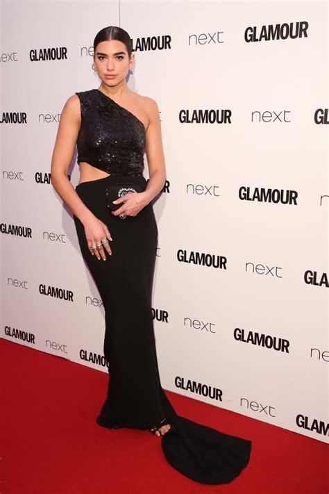 dua lipa golden slumbers dua lipa dualipa glamour women of the year awards in