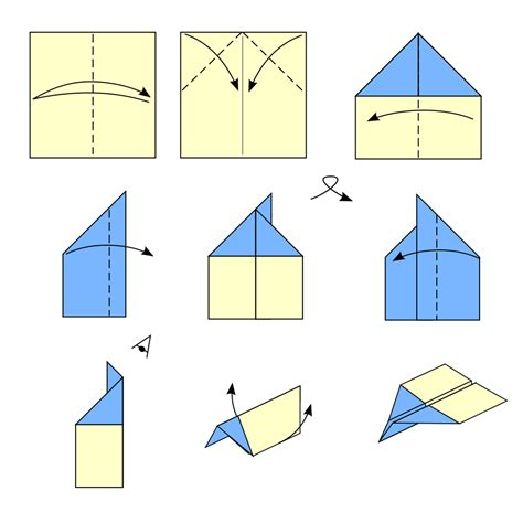 origami paper types file origami airplane svg wikimedia commons