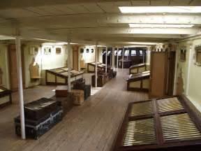 inside in inside the ss great britain