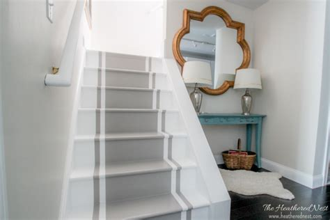 Finished Bathroom Ideas by Quot Stop And Stare Quot A Painted Stairs Tutorial The