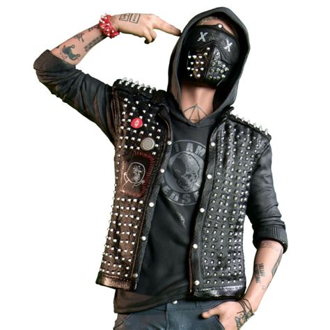 wrench dogs 2 studded dogs 2 wrench jacket vest jackets