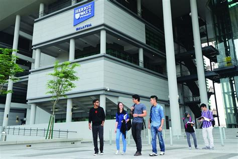 Heriot Watt Malaysia Mba Fees by Be The Of Your Student Story At Heriot Watt