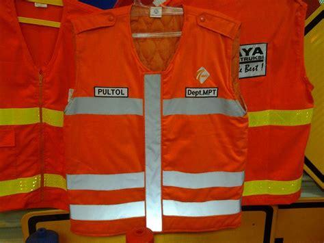 Rompi Safety Hijau Jala jual rompi kerja safety harga murah jakarta oleh pt citra