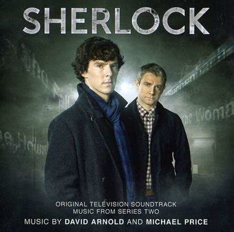 theme music sherlock holmes tv series david arnold michael price sherlock series 2 cd