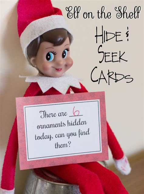 Free Elf Gift Card - elf kisses booth cards7 427x575 free printable elf on the shelf hide and seek