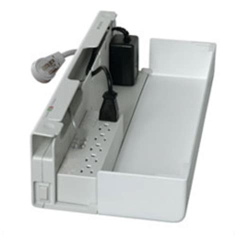 Belkins Concealed Surge Protector Keeps All Those Wryly Plugs Neat And Tidy by Belkin Concealed Surge Protector Cool Tools