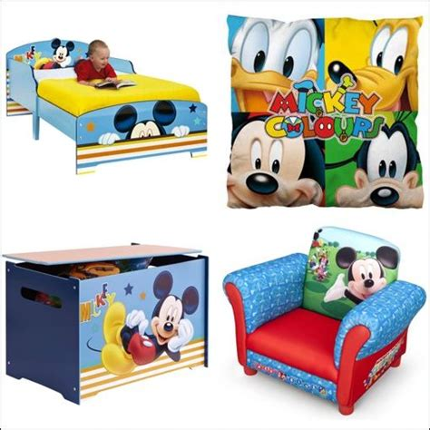 d 233 co chambre mickey exemples d am 233 nagements