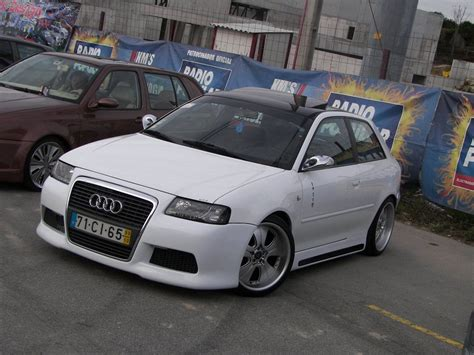 Audi A3 1 8 Tuning by Audi A3 8l Tuning Audi A3 Mods Insperation