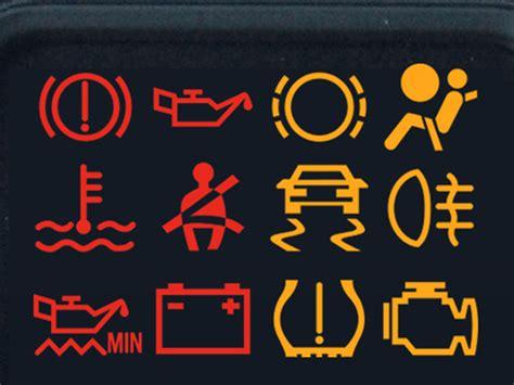 Kontrollleuchten Eines Autos by Diese Warnleuchten Und Symbole Sollten Autofahrer Ernst