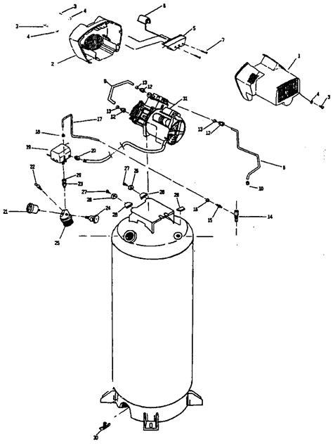 Devilbiss PTFTV560V Type 1 Parts - Air Compressor Parts Online