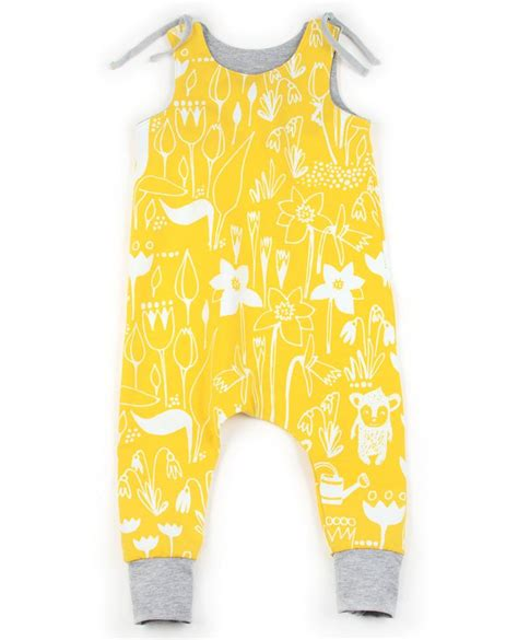 pattern jumpsuit baby the harem romper is an easy adorable casual pattern it