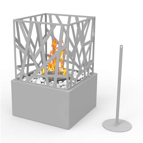 Ethanol Tabletop Fireplace by Regal Bruno Ventless Tabletop Portable Bio Ethanol