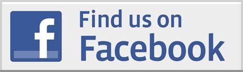 Facebook login icon facebook find us on facebook