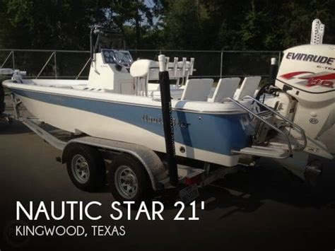 nautic star bay boat problems nautic star 2110 shallow bay for sale in kingwood tx for
