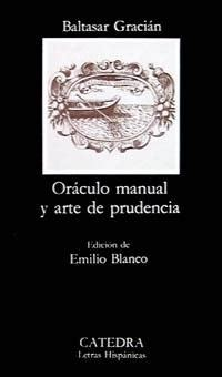 orculo manual y arte 1500463892 or 225 culo manual y arte de la prudencia gracian baltasar