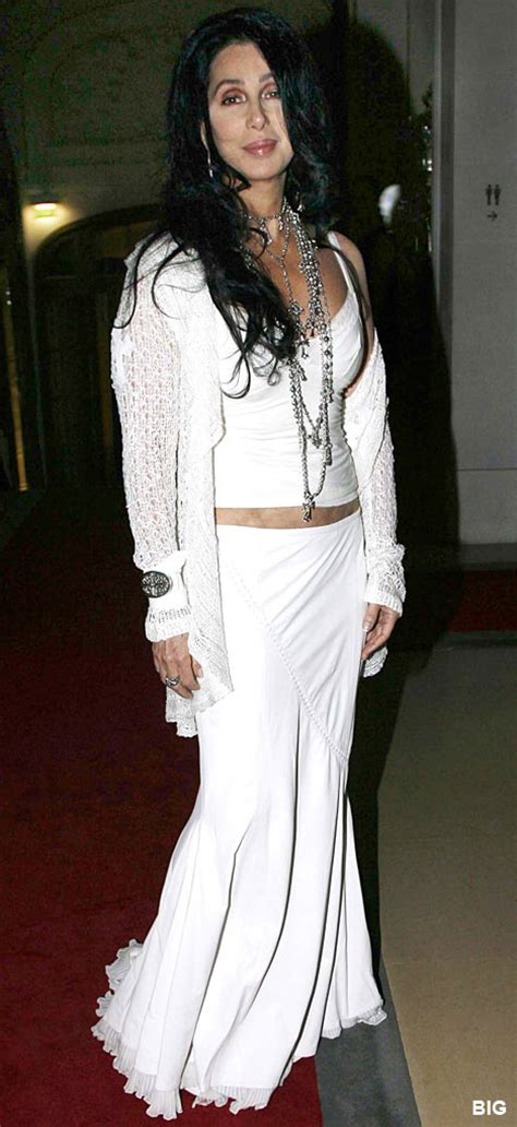 No Make Up Leaves Cher Looking Just Like Ozzy Osbourne by No Make Up Leaves Cher Looking Just Like Ozzy Osbourne