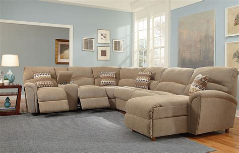 Grand Torino Sectional by Grand Torino Reclining Sectional From Coleman Furniture