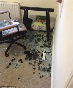 Ikea Furniture Online Ikea Glass Table Explodes In Basildon Schoolboy S Bedroom