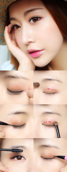 tutorial makeup ulzzang korean ulzzang makeup tutorial and hairstyles on pinterest