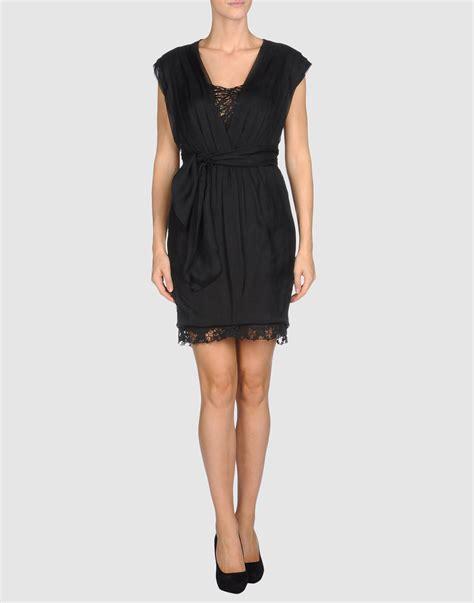 Shopping Catherine Malandrino Camisole Dress by Catherine Malandrino Dress In Black Lyst