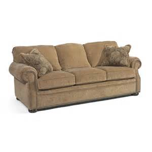 flexsteel sofa with nails marietta sale upholstery hickory