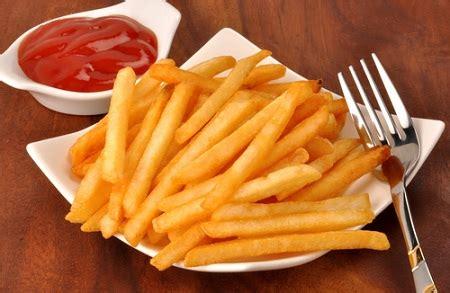 membuat kentang goreng renyah  membuat ketagihan