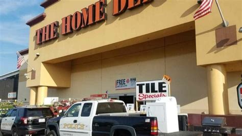 gpd home depot team up to help victim glendora city news