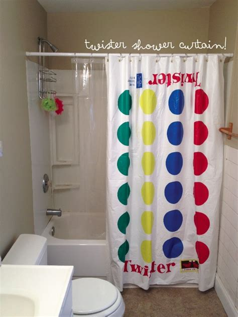twister shower curtain twister shower curtain diy pinterest