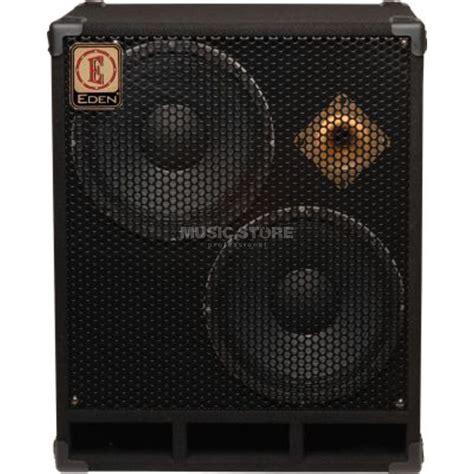 4 ohm bass cabinet eden d 212 xst 4 ohm cab