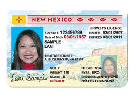 mexican id card template new mexico politics with joe monahan