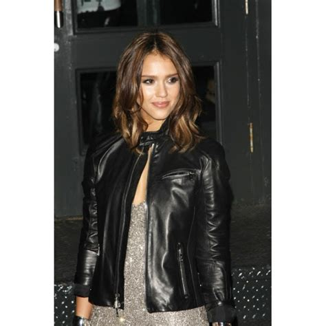 Alba Black buy alba fashionable black leather jacket