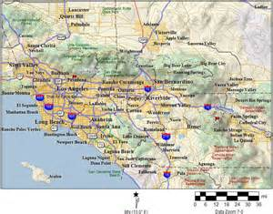 maps palm springs california palm springs ca map
