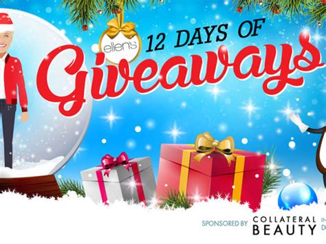 Ellentv 12 Days Of Giveaways - smoley guangzhou s newsletter featuring quot 12 days of giveaways twitter day 7 quot and