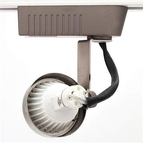 12v Light Fixture Satin Nickel Gimbal Ring Mr16 Low Voltage 120 12v Led Track Light Fixture