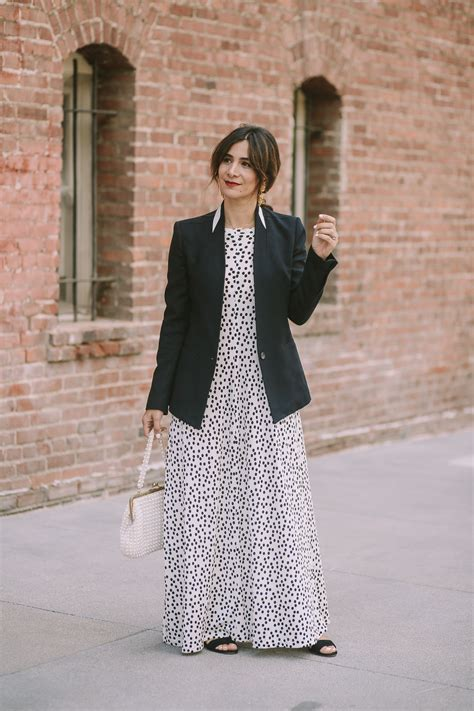 Maxi Dres And Blazer how to style a blazer and maxi dress ideas for fall