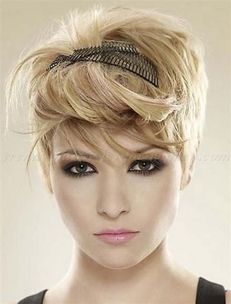 Headband Hairstyles Medium Hair | headband hairstyles for short hair hair style and color