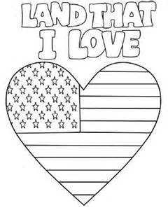 america coloring page 25 best ideas about american flag coloring page on