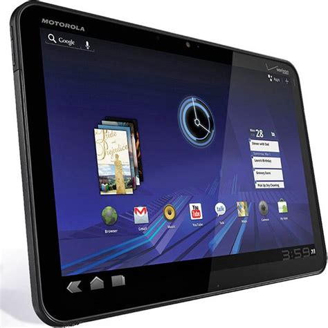 Hp Tablet Motorola motorola xoom mz604 32gb android v3 0 wi fi tablet