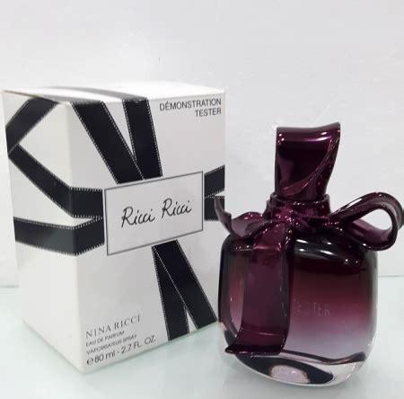 Ricci Ricci Tester Parfum ricci ricci ricci tester dama parfumuri ricci