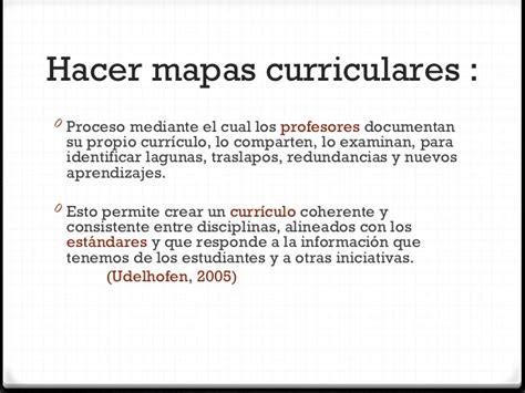 Que Es Modelo Curricular Definicion Mapas Curriculares