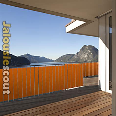 jalousie 3m balkon sichtschutz 3m o 5m l 228 nge viele farben