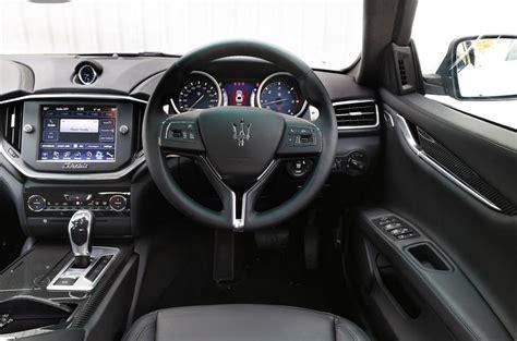 maserati price interior maserati ghibli interior autocar